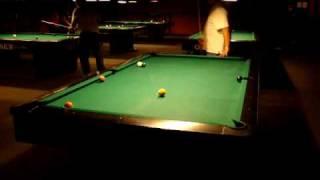 BankShot Billiards 1/17/2010 Tournament 4
