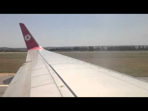 MARSEILLE AIRPORT WITH TURKISH AIRLINES
