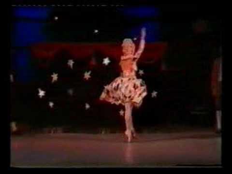 Nutcracker, Colombina - Gvantsa Rekhviashvili, Ballet Dancer
