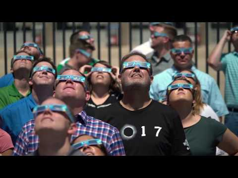 Texas Motor Speedway's Solar Eclipse Watch Party Out Of This World