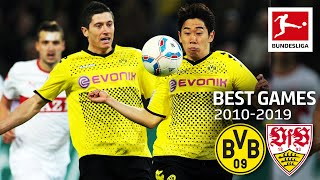 No win for bvb in 8-goal thriller despite goals from kagawa and blaszczykowski.► sub now: https://redirect.bundesliga.com/_bwcsit was one of the biggest goal...