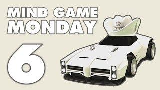 Mind Game Monday 6 | Rocket League | JHZER