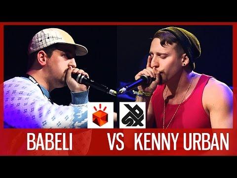 BABELI vs KENNY URBAN  |  Grand Beatbox SHOWCASE Battle 2016  |  SEMI FINAL