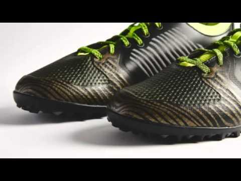 c09f79fac3d0 Futsal Shoes Adidas VS X 15.1 Cage Core Black - YouTube