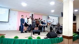 Кто сей царь славьі. 25/3/2018