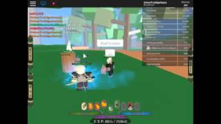 ROBLOX | Meeting NanoProdigy + First time seeing my alt | Shinobi life Memorial stone