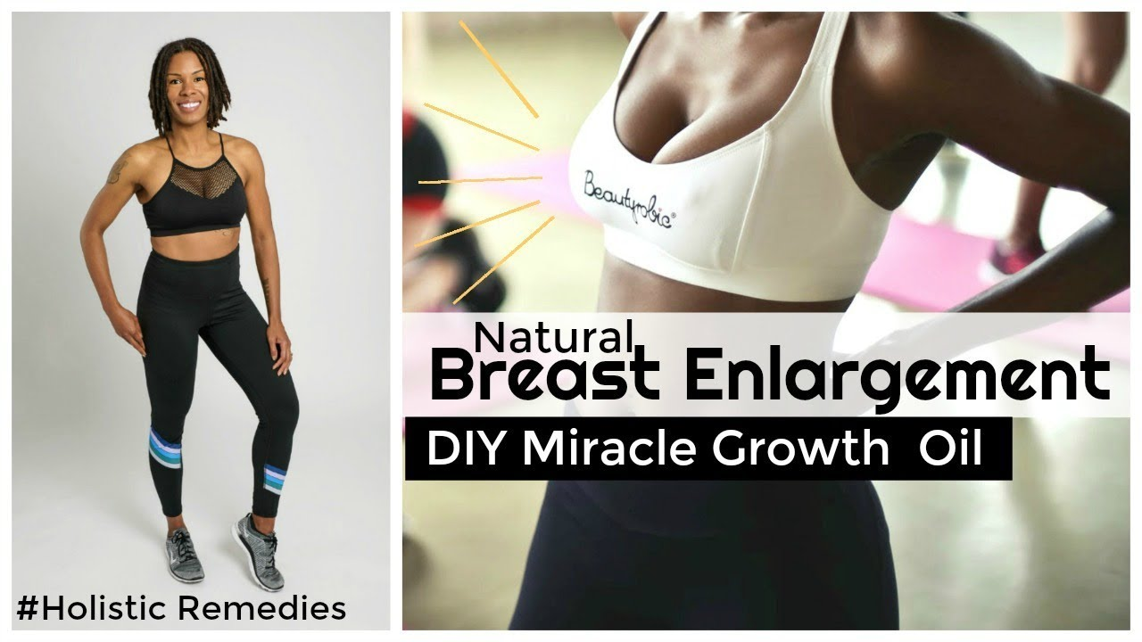 Get Free Advice To Grow Your Boobs Naturally