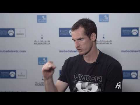 Andy Murray Interview MWTC 2016