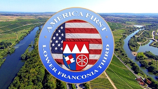 America FIRST! Lower Franconia SECOND! Or at least THIRD?
