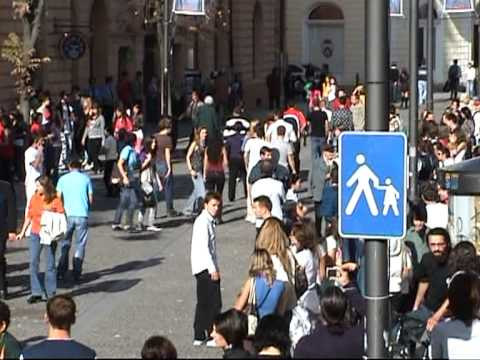 [OFFICIAL]  Michael Jackson Flash Mob Dance Tribute - Sibiu, ROMANIA