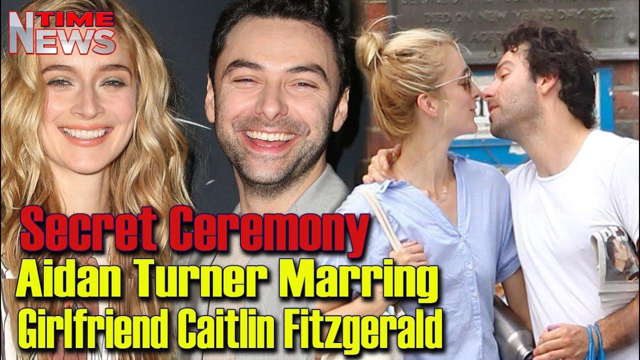 Turner caitlin fitzgerald girlfriend aidan Poldark star