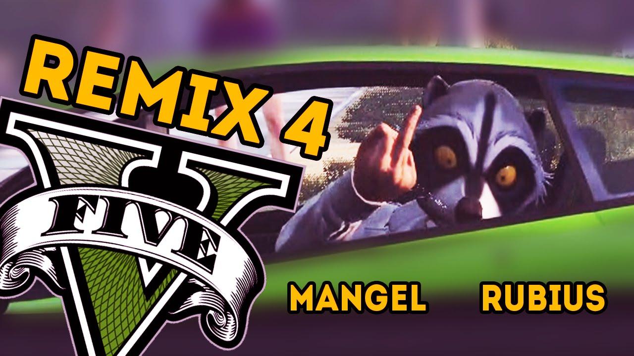 BAD BOYS – REMIX 4 GTA V ONLINE (Con rubius) – PS4