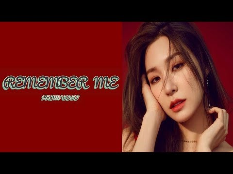 tiffany young 39 remember me 39 from disney 39 s coco lyrics eng youtube. Black Bedroom Furniture Sets. Home Design Ideas