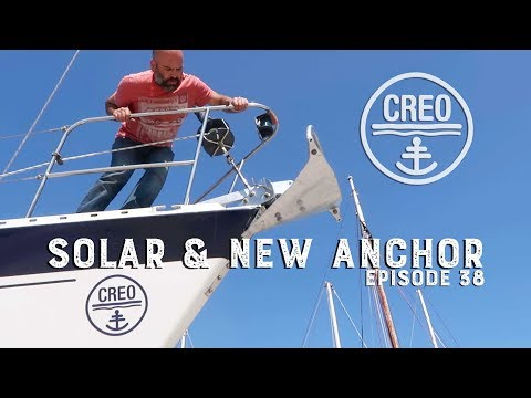Solar Power and New Anchor - Ep38
