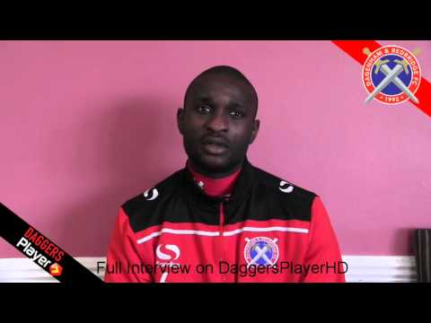 Freeview:  Dikamona on being called up for Congo and the his return to the starting XI