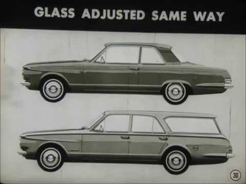 Chrysler Master Tech - 1963, Volume 63-1 1963 Model Preview