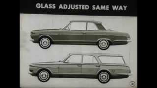 Chrysler Master Tech - 1963, Volume 63-1 1963 Model Preview