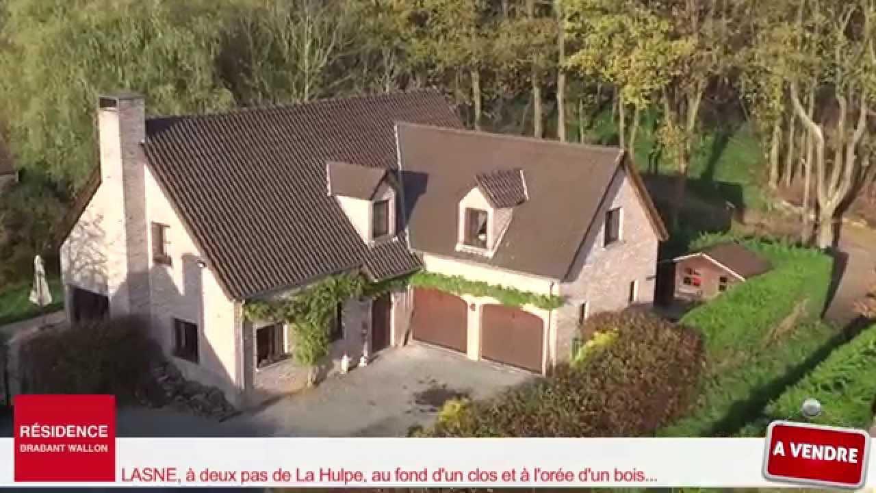 Vendue ... Lasne , proche de La Hulpe. - YouTube