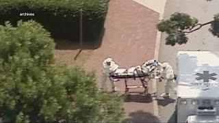 Primeiro caso de Ébola diagnosticado nos Estados Unidos