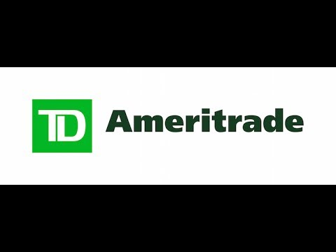 How To Deposit Automatically & Link Your Bank To Td Ameritrade (4min)