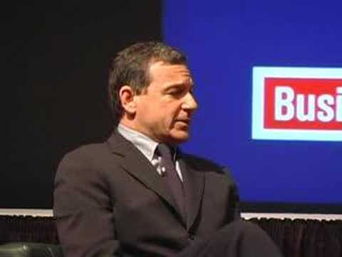 Bob Iger Disney - YouTube