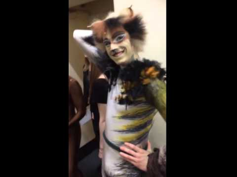 Christmas with the Cats   Cats the Musical