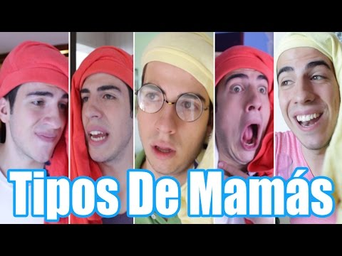 TIPOS DE MAMÁS | Gonzok