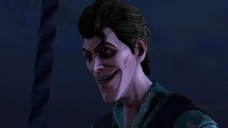 John Doe Becomes Vigilante Joker (Batman: The Enemy Within - Episode 4: What Ails You)