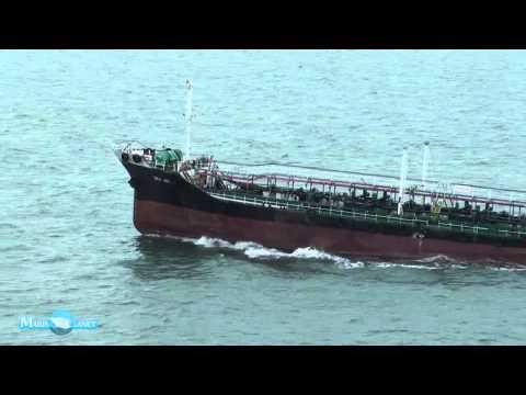 SEA JADE CHEMICAL TANKER SHIP VIDEO FOR MERCHANT NAVY