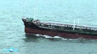 SEA JADE CHEMICAL TANKER SHIP VIDEO FOR MERCHANT NAVY