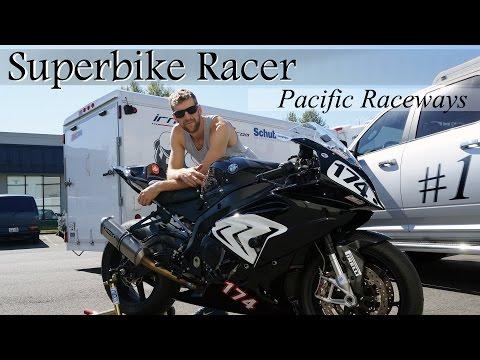 "2016 BMW S1000RR Superbike Racer: ""Pacific Raceways""   Irnieracing"
