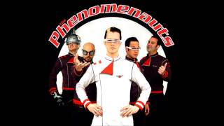 The Phenomenauts - Cyborg
