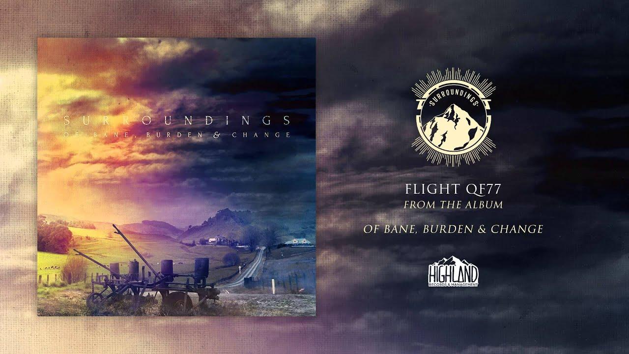 Surroundings - Flight QF77
