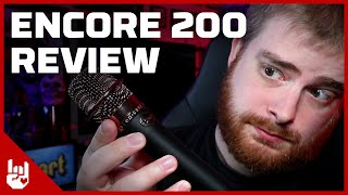 Finding The Best Streaming Mic: Ep 2 - Blue Encore 200