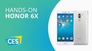 Huawei Honor 6x: o aparelho barato com boas especificações [Hands-on CES 2017]