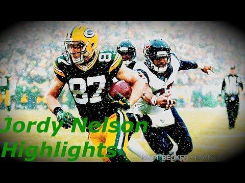 Jordy Nelson 2016 Season Highlights | Comeback Player