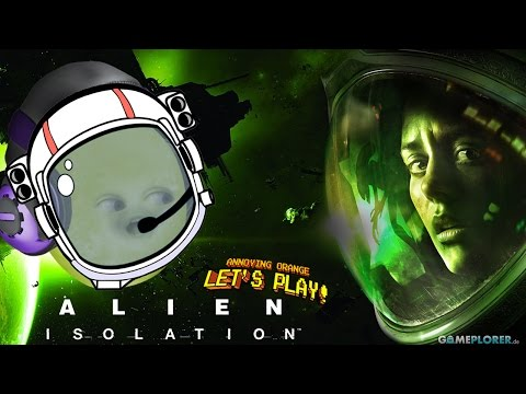 Gaming Grape Plays -  Alien Isolation: SURVIVAL MODE!  