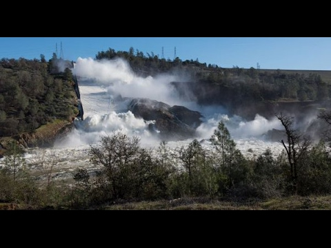 Officials heard warnings about Oroville dam – 12 YEARS AGO