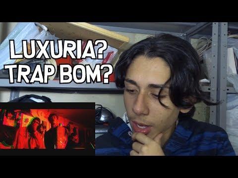 Luxuria - Xamã feat Matuê (REACT) / ANÁLISE - REACT