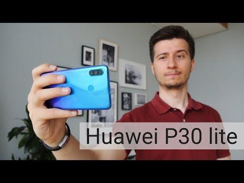 Обзор Huawei P30 Lite: как получить три камеры и шикарный дизайн и круто сэкономить