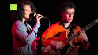 """Cyrille Aimée sings  """"La Javanaise"""" with Michael Valeanu"""