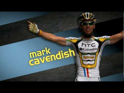 2010 Vuelta a Espana on Universal Sports featuring Mark Cavendish