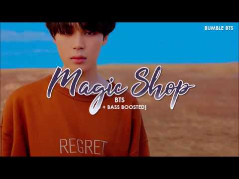 [3D+BASS BOOSTED] BTS (방탄소년단) - MAGIC SHOP | bumble.bts