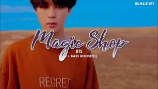 [3D+BASS BOOSTED] BTS (방탄소년단) - MAGIC SHOP | bumble.bts