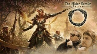 The Elder Scrolls Online - Studiovisite bei Zenimax Online [Deutsch, Englisch]