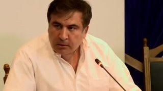 Это не шутка: Саакашвили действительно может сесть. В кресло премьера Украины