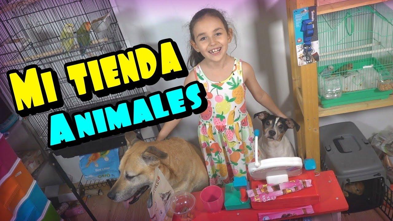 MI NUEVA SUPER TIENDA DE MASCOTAS!! adopción de mascotas Zarolakids