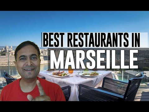 Best Restaurants & Places to Eat in Marseille, France
