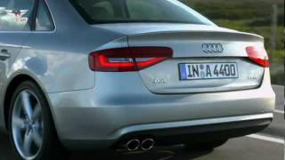 ? 2012 Audi A4 Sedan [driving]