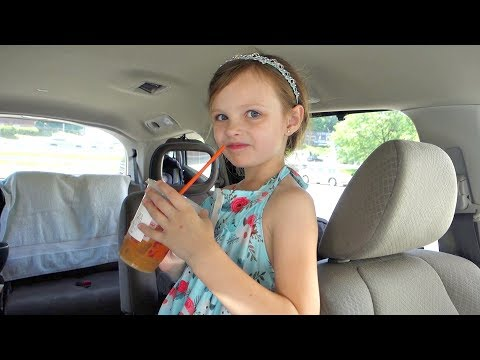 8 Year Old Tries Coffee! | Vlog | Mommy Etc